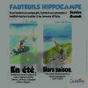 Fauteuil Hippocampe